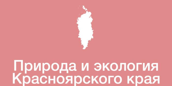 Природа и экология Красноярского края